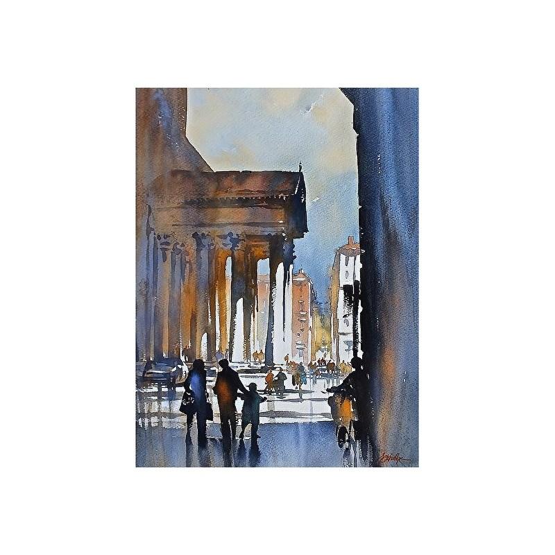 Il pantheon sotto il sole