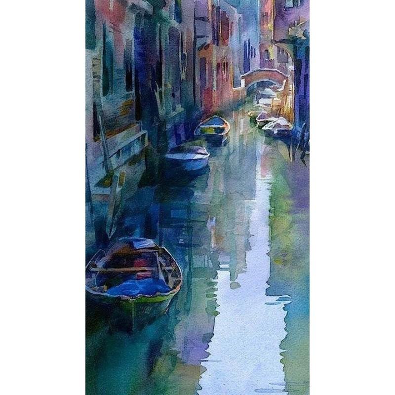 les rues de Venise