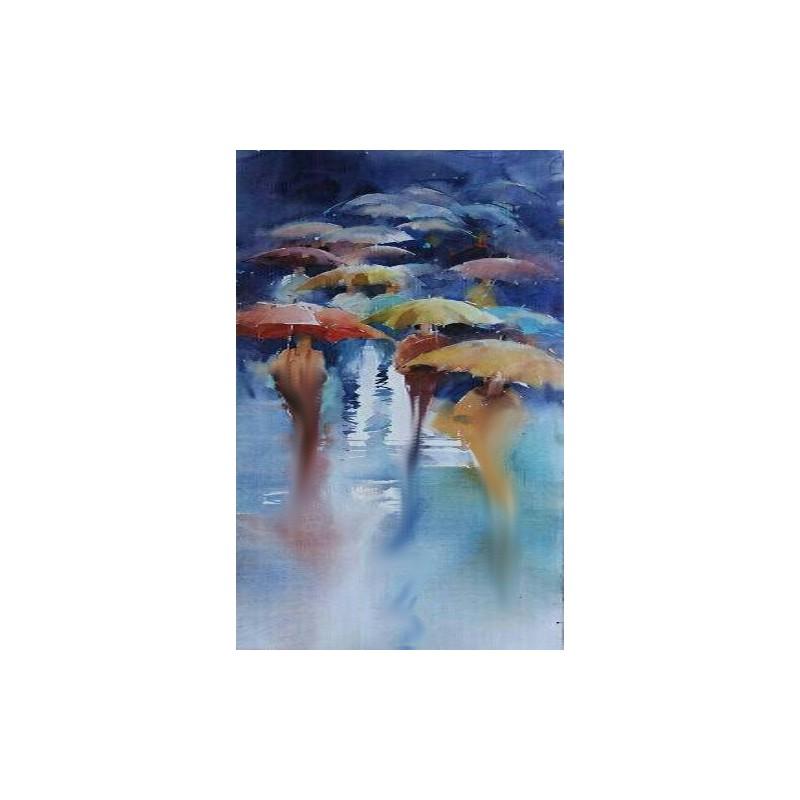 la pluie urbaine