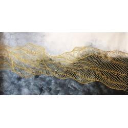 la vague, the wave.